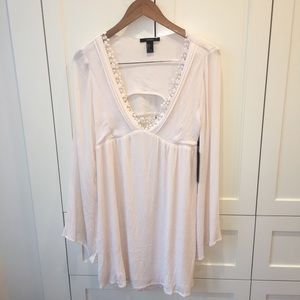 Forever 21 Boho Mini Dress